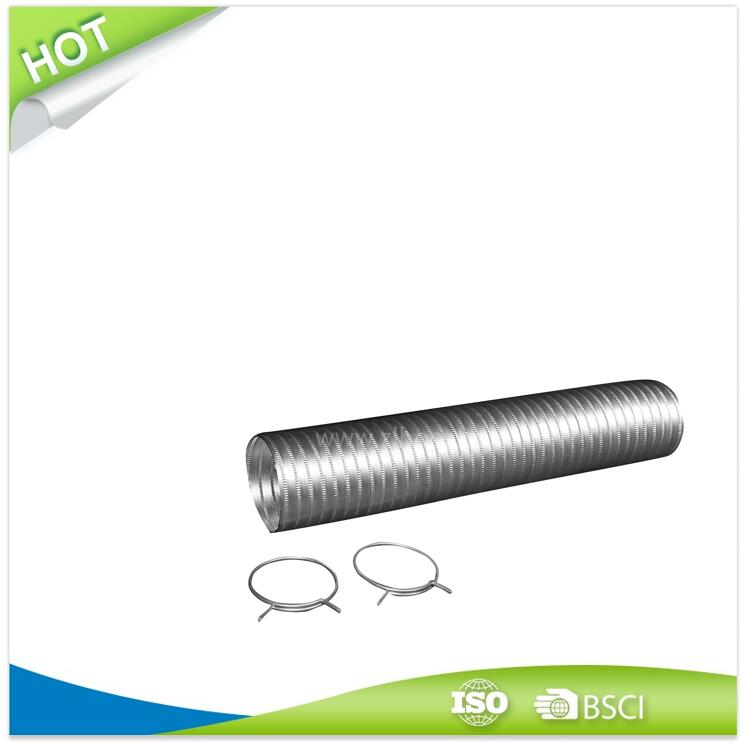 E1.Flexible Semi-rigid Aluminum Duct